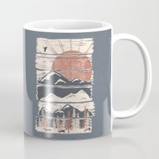 Winter Pursuits... Mug