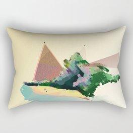 Oxenfree Rectangular Pillow