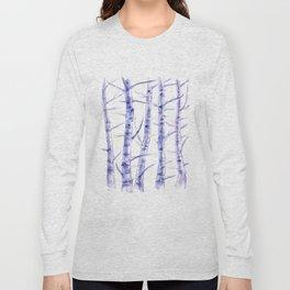 Birches I Long Sleeve T-shirt