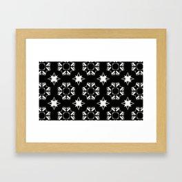 THROUGH THE KALEIDOSCOPE #2 Framed Art Print