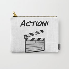 Action! Carry-All Pouch