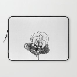 Wild Iris Laptop Sleeve