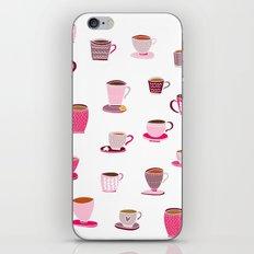 Coffee Cup iPhone & iPod Skin