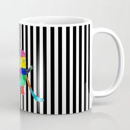 Rainbow Elephant by Elisavet | #society6 Coffee Mug