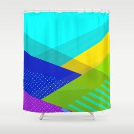 Graphix Shower Curtain