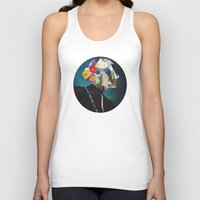 wonderland Tank Tops featuring Wonderland by Lydia Coventry