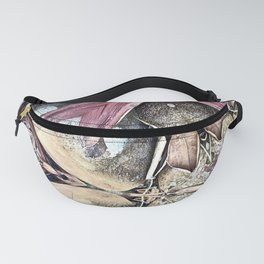 A Transformation No 2 Fanny Pack