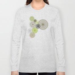 Modern Spiro Art #1 Long Sleeve T-shirt