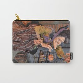 Rucus Studio Maddie the Eccentric Witch Carry-All Pouch