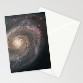 The Whirlpool Galaxy Stationery Cards