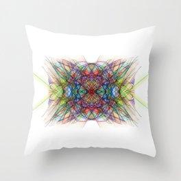 December 2015 Throw Pillow