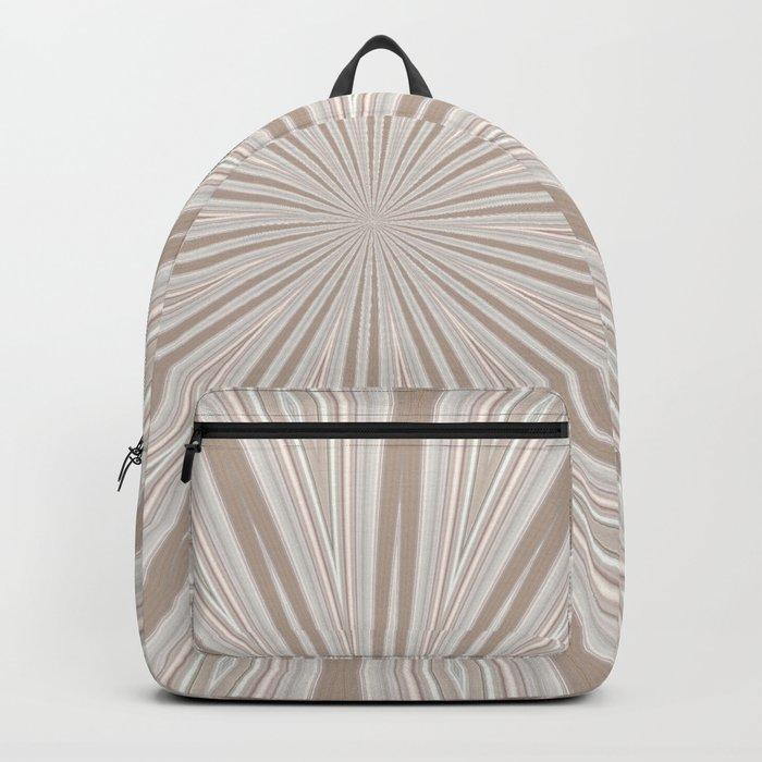 Flower petal design Backpack