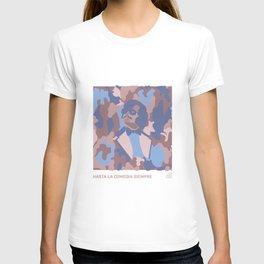 Tony Clifton series - Hasta la comedia siempre T-shirt