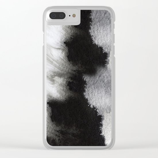 Mixology Clear iPhone Case