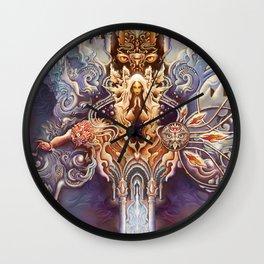 Sentient Network Wall Clock