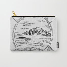 Porthole 2. Carry-All Pouch
