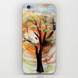 Tree on Tree iPhone Skin