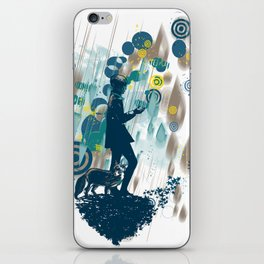 le petit prince 2010 iPhone Skin