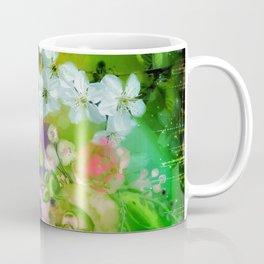 Floral Fantasy 8 Coffee Mug