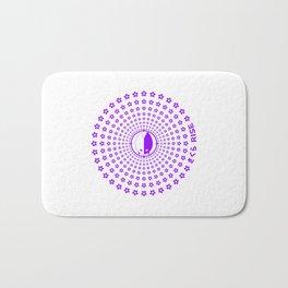 Sakura Rise (Purple) V2 Bath Mat