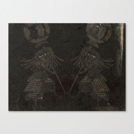 Japanese Fireman Canvas Print