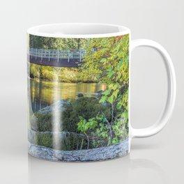Fall at Clear Lake, No. 1 Coffee Mug
