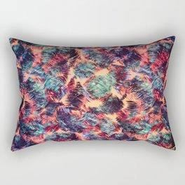 tropical chop Rectangular Pillow