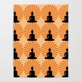 Buddha Dawn Poster