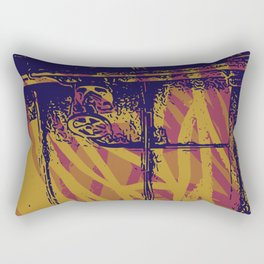 The works Rectangular Pillow