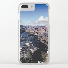 South Rim Clear iPhone Case