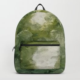 Shape your thoughts- are they bubble or different shapes ? by Abha Backpack