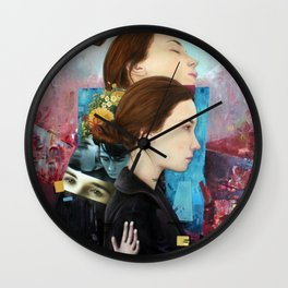 Fickle Wall Clock