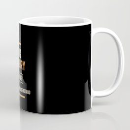 A String Theory Thing, You Wouldn't Understand Coffee Mug