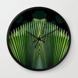 jungle vibe Wall Clock