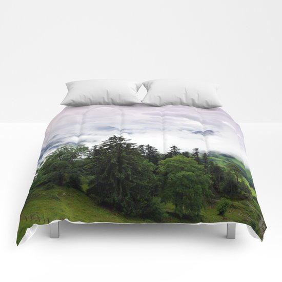 mountain view i. Comforters