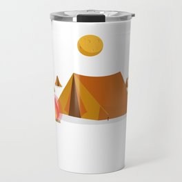 Five Billion Star Hotel Camping Travel Mug
