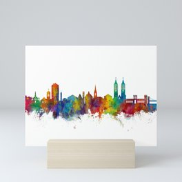 Kassel Germany Skyline Mini Art Print