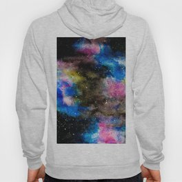 Cotton Candy Galaxy Hoody