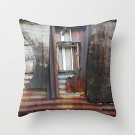 Shelter is a Human Need Throw Pillow