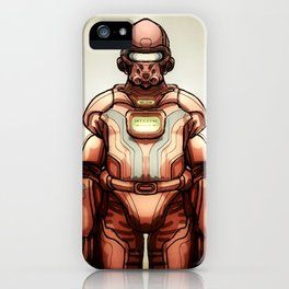 HazmatSuit iPhone Case