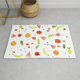 Fruit Salad Rug