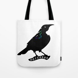 Tui New Zealand Native Bird Tote Bag