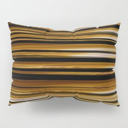 SCOTCH whiskey wood slats with shadows Pillow Sham