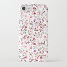 pomegranates Slim Case iPhone 7