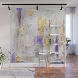 Abstract #2 by Jennifer Lorton Wall Mural