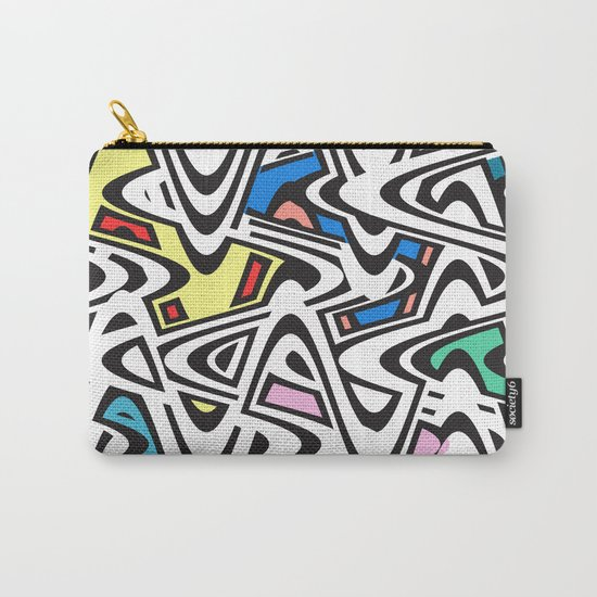 Trippy Pop Urban Carry-All Pouch
