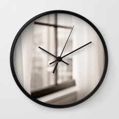 Through the Looking Glass Wall Clock