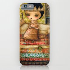 Sleepless Nights With The Princess And The Pea Slim Case iPhone 6s