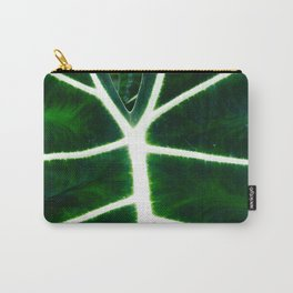 Emerald Elephant Carry-All Pouch