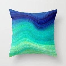 SEA BEAUTY 3 Throw Pillow